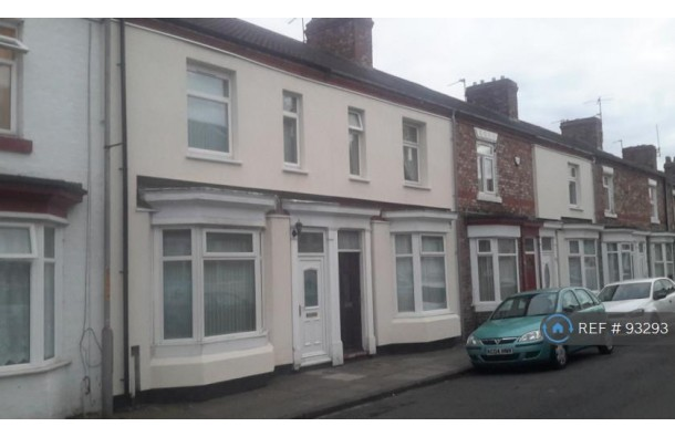 bedroom terraced house to rent londonderry road stockton on tees